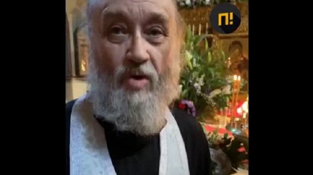 Накануне Пасхи священник избил прихожанина в храме