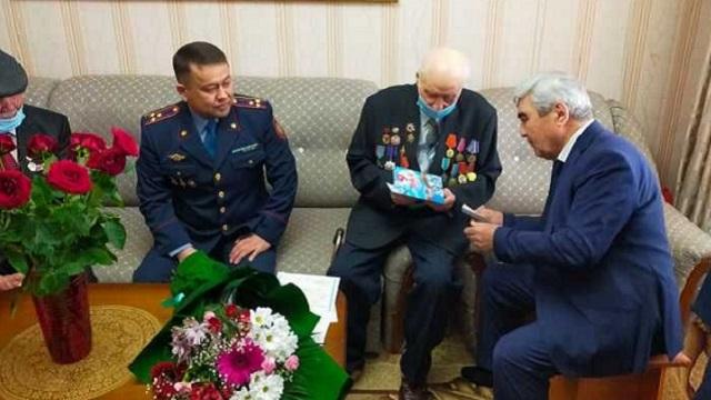 Фронтовая история ветерана из Аркалыка Федора Романенко