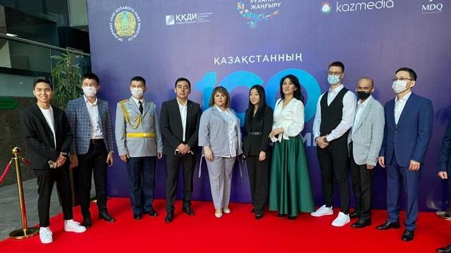 Амантай Байжанов о победе в проекте «100 новых лиц Казахстана»