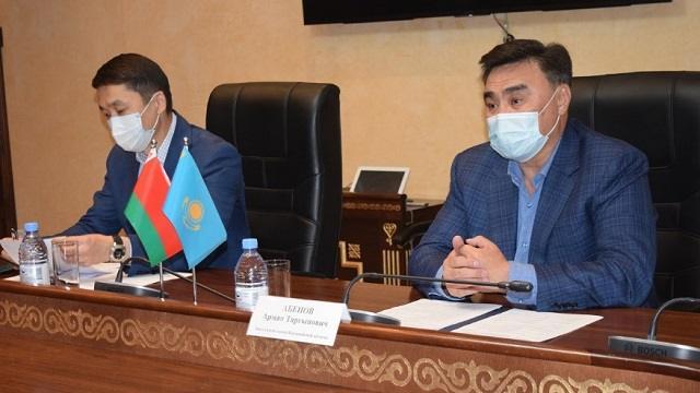 Посла Беларуси в Казахстане встретил акимат Костаная