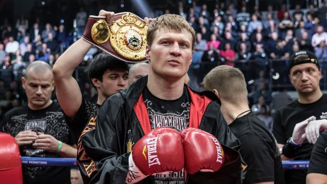 Боксёр Александр Поветкин объявил о завершении карьеры