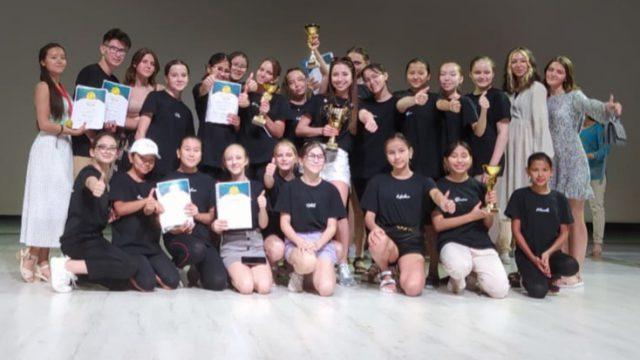 Юные танцоры из Костаная победили на Turkestan music festival