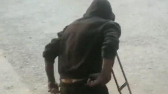 «Заживо гниют в колодцах»: В СКО инвалиды замерзают на улицах