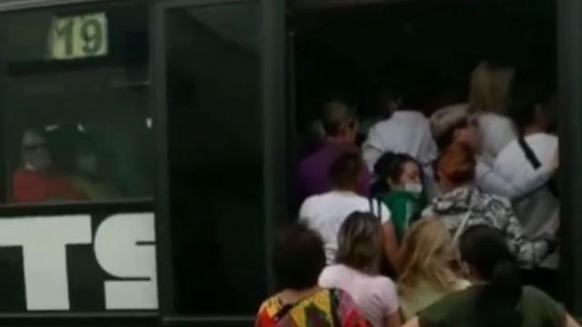 Работой общественного транспорта возмущены жители Костаная