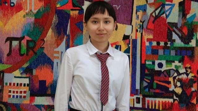 Школьница из Костаная победила на международном конкурсе в МГУ