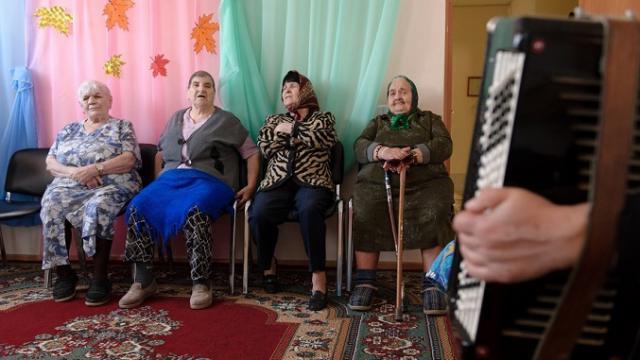 Дом престарелых стал центром для психохроников в Лисаковске