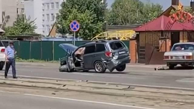 Один из участников ДТП на проспекте Шакарима в Усть-Каменогорске скончался