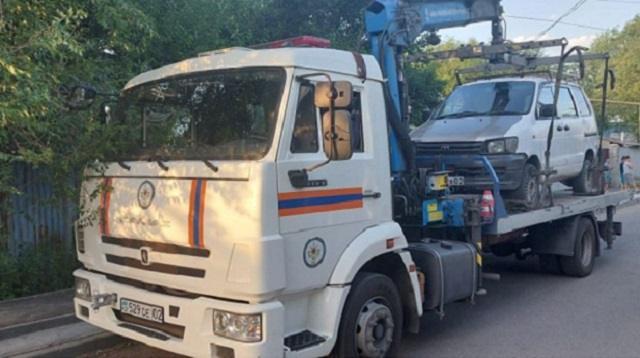 ДТП с наездом на ребенка в Алматы: Водитель скрылся