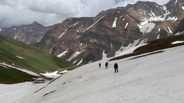 Спасатели продолжают поиски пропавших студентов в Туркестанской области