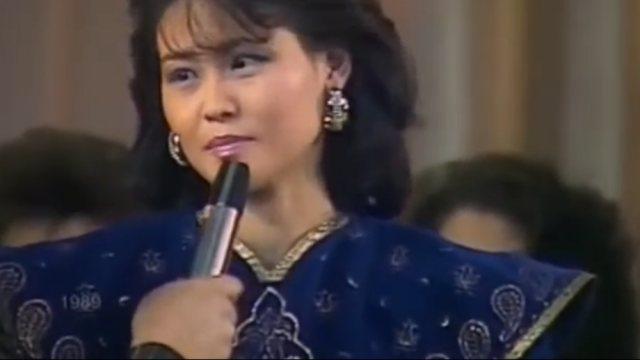 Казахстанок на «Мисс СССР — 1989» обсуждают в Сети