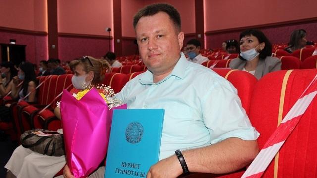 Лучших в сфере культуры наградили в Костанайской области