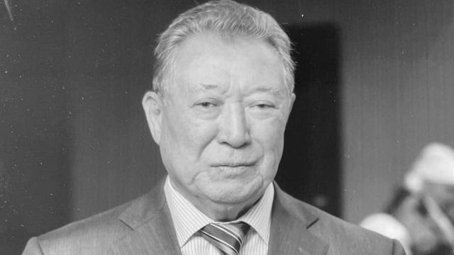 Скончался отец премьер-министра Аскара Мамина