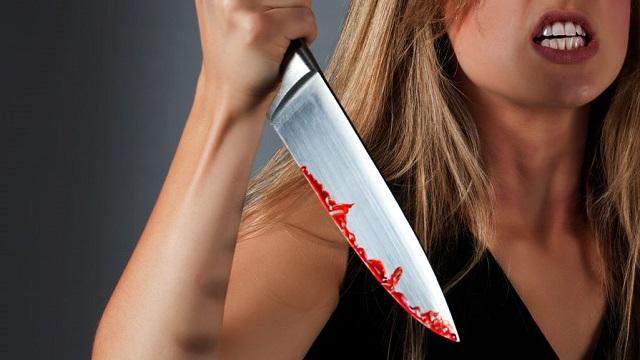 Алматинка ударила ножом сделавшего ей замечание мужчину