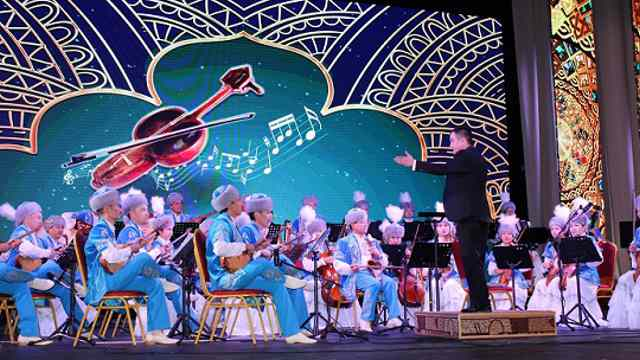 Сразу два оркестра закрывают сезон в Костанае
