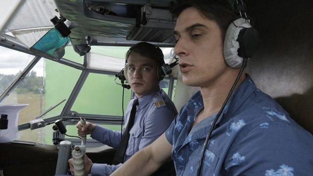 Сериал про лётчиков «Большое небо» выходит на Первом канале