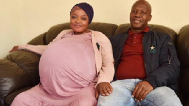 Объявившую о рождении 10 детей жительницу ЮАР поместили в психбольницу