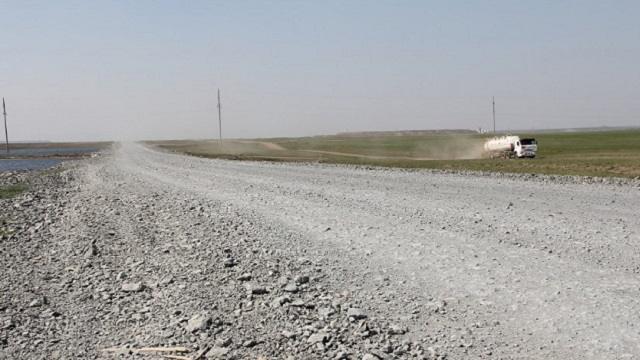 Участок дороги до границы с Россией будет реконструирован