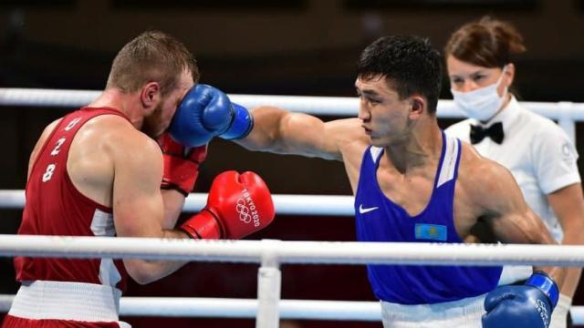 Два боксёра из Казахстана вышли в четвертьфинал Олимпиады