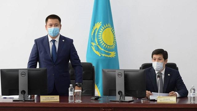 Асаин Байханов назначен новым акимом Павлодара