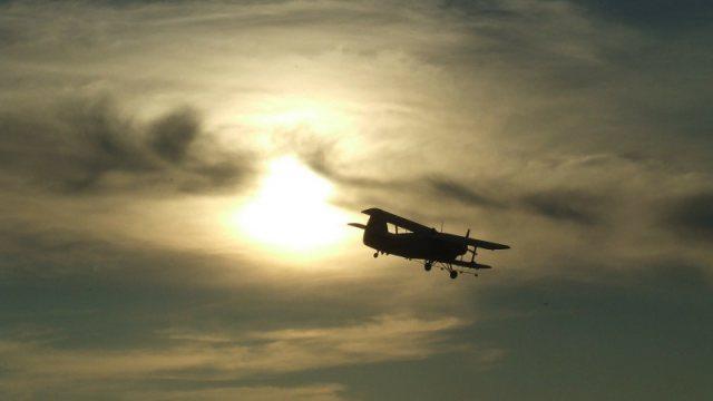 Самолет Ан-2 потерпел крушение в Казахстане