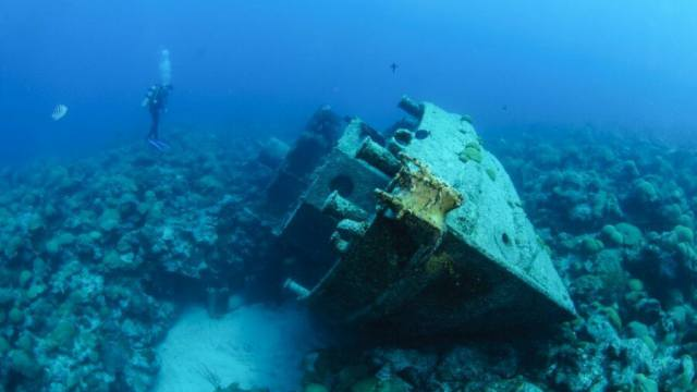 Раскрыта тайна исчезновения кораблей в Бермудском треугольнике