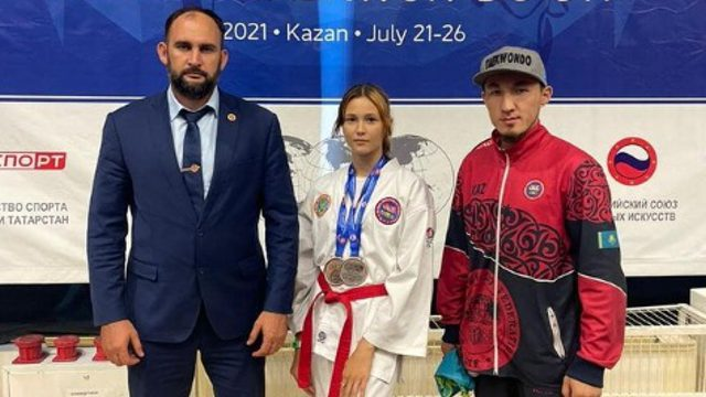 Костанайцы завоевали две бронзы на Евро по тхэквондо