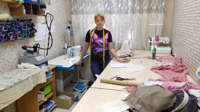Как многодетная мама из Карагандинской области открыла свое дело