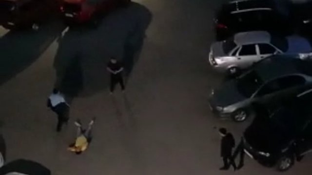 «Вот тебе на!» Драчуны повредили автомобиль жителя Костаная