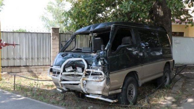 «Голос свыше»: Алматинец чудесным образом избежал гибели в ДТП
