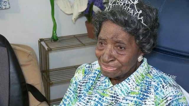 112-летняя пенсионерка поделилась секретом долголетия