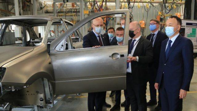 В Костанае будут производить автомобили LADA
