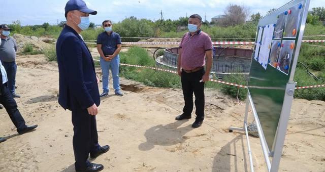 Новую насосную станцию хотят построить к декабрю в Костанае