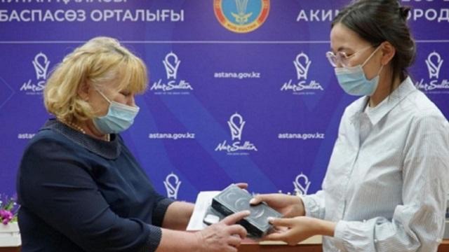 Рекламу паспортов вакцинации заметили под публикациями акимата