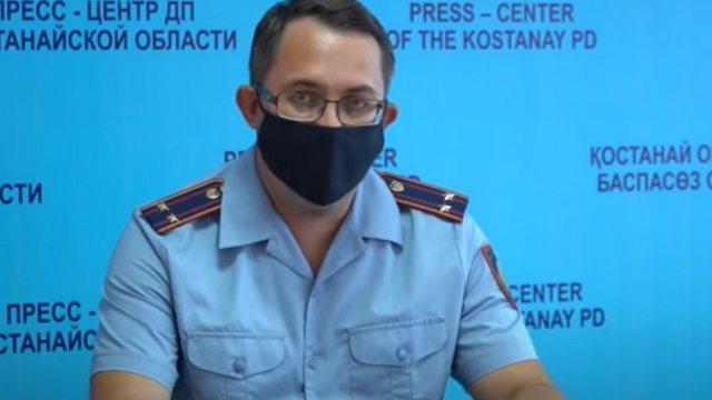 «Сделал замечание»: Комментарий полиции об избиении в Рудном
