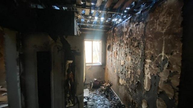 Мать погибла, ребенок в реанимации: в Атырау произошел хлопок газа
