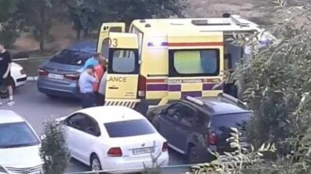 Малолетний ребёнок выпал из окна пятого этажа в Костанае