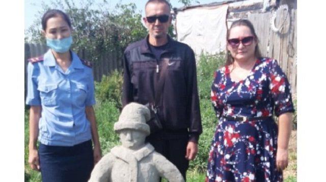 Как экс-осужденный из Костанайской области стал скульптором