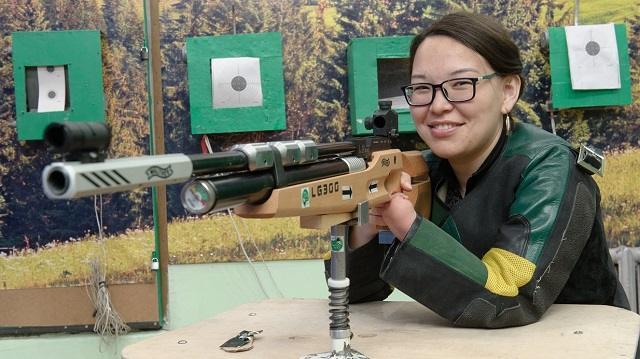 Стрелок из Костанайской области впервые выступит на Паралимпиаде