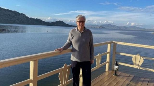Где проводит свой отпуск Касым-Жомарт Токаев