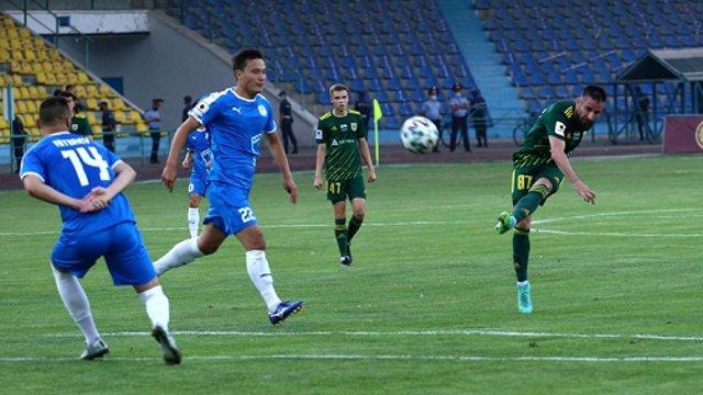Дубль Тошича принёс «Тоболу» победу на старте Кубка Казахстана