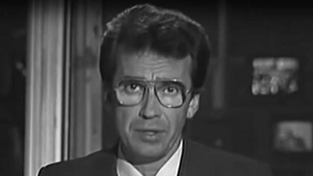 Умер бывший ведущий телепрограммы «Время» Юрий Петров