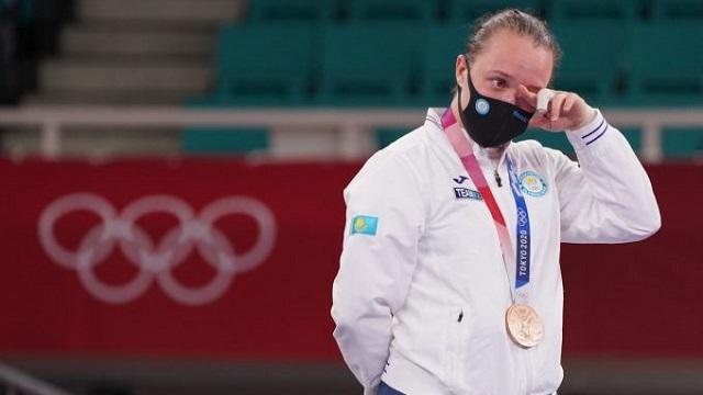 Софья Берульцева посвятила медаль из Токио умершему тренеру