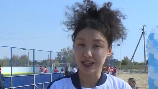 Видео: Футбольное поле и уличные тренажёры появились в Аркалыке