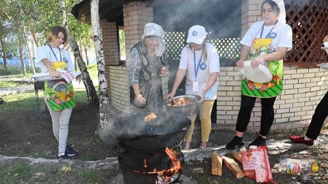 «Весело и с пользой»: Молодежь разных этносов собралась в Костанае