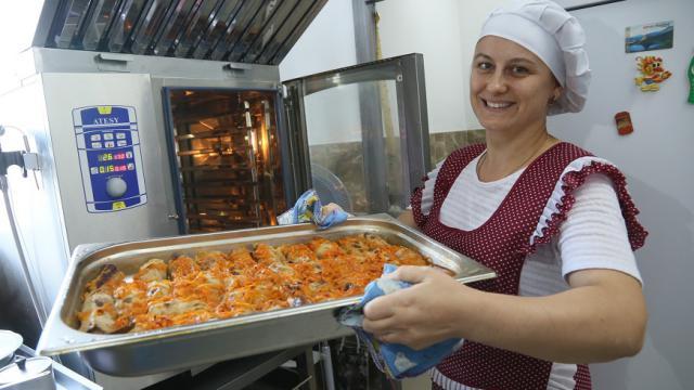 «Барон Батон»: Конструктор для еды создали в Костанайской области