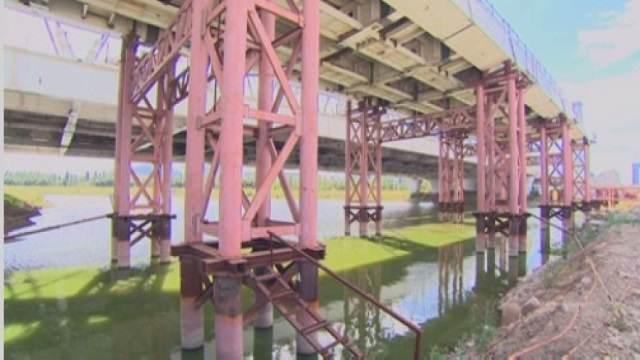 ЛРТ убивает главную реку столицы?