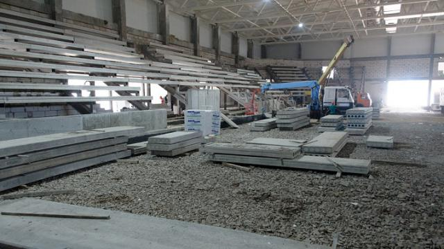Когда новые Ледовый дворец и бассейн достроят в Костанае