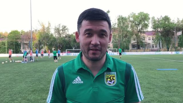 Нурбол Жумаскалиев стал тренером молодежной сборной Казахстана