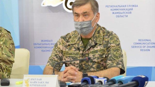 «Четверо военнослужащих погибли» — Министр обороны Ермекбаев