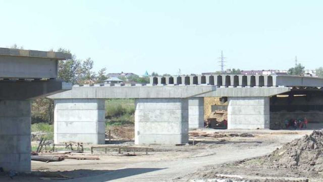 Когда доделают Корейский мост в Костанае?